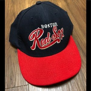 Vintage 90s Boston Red Sox hat